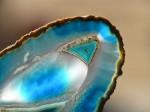 blue agate