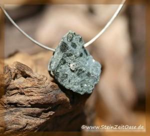 Diamant auf Kimberlit