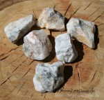 Baryt weiß Wassersteine Rohsteine