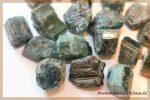 Turmalin blau (Indigolith) Rohkristalle / Rohsteine