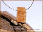 Topas Imperial Goldtopas Kristall gebohrt