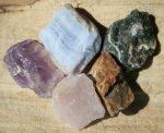Wassersteinset Fünf-Elemente-Mischung