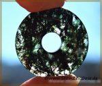 Moosachat grün Donut