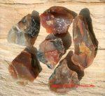 Sarder Wassersteine / Rohsteine