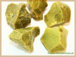 Opal grün Pistazienopal Wassersteine Rohsteine