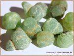 Prehnit grün Knolle Kugel Rohsteine Wassersteine