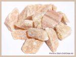 Aragonit-Calcit Wassersteine / Rohsteine