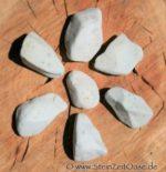 Klinoptilolith Rohsteine angetrommelt / Wassersteine